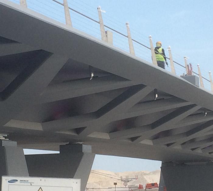 Doha Bridge 13