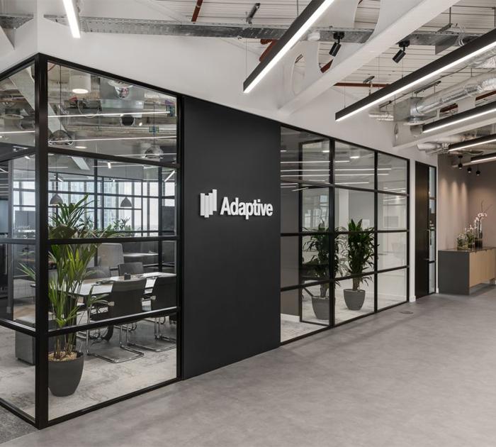 Adaptive 8